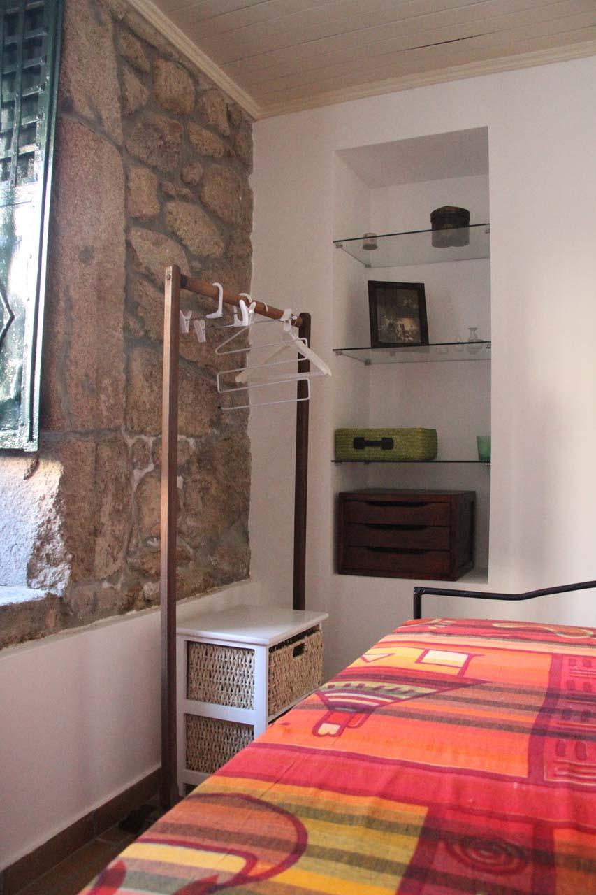 Casa do Balcão – Quarto Rustico ~ Quarto Rustico Pequeno